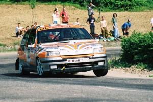 03 Raliul Siromex - raliu 2001 03